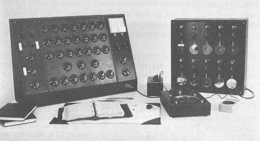 Murray Denning's Diagnostic & Treatment Radionic Instruments